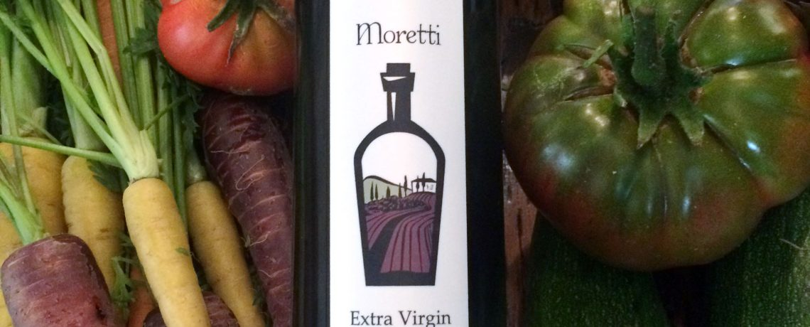Moretti Olive Oil Has Arrived!