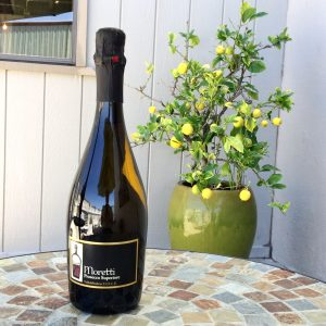 Moretti Prosecco: Italian Sparkling Wine in the Lompoc Wine Ghetto